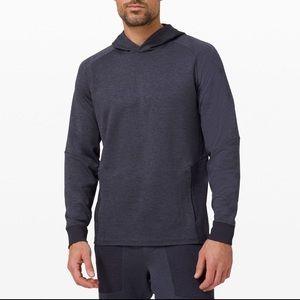 Lululemon Textured Tech Hoodie *Cadet Blue